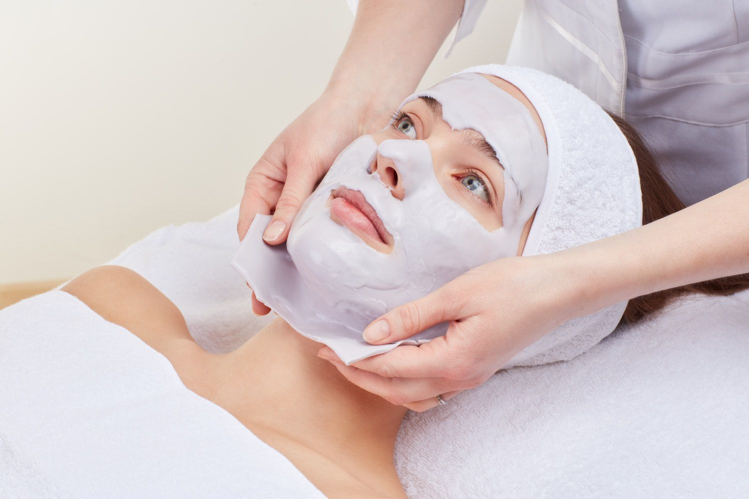 Bilberry peel off mask (Face care)