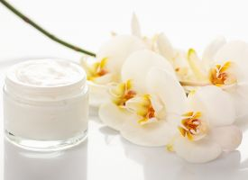 Orchid stem cells cream mask