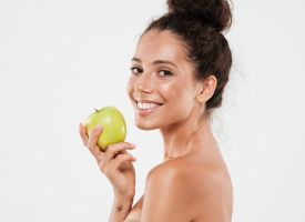 Apple stem cells serum