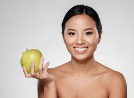 Shaker mask® cristally with apple stem cells